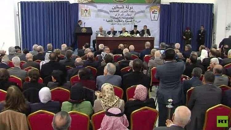 انطلاق جلسة الوطني الفلسطيني وسط انقسامات ومقاطعات