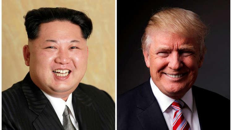 ترامب: القمة مع كيم جونغ أون ستكون في سنغافورة أو في المنطقة منزوعة السلاح