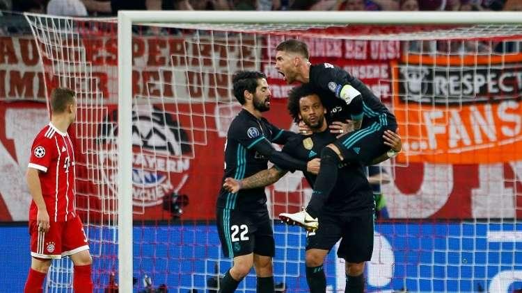 مفاجأة.. زيدان يستبعد أحد نجوم ريال مدريد من مواجهة بايرن ميونخ