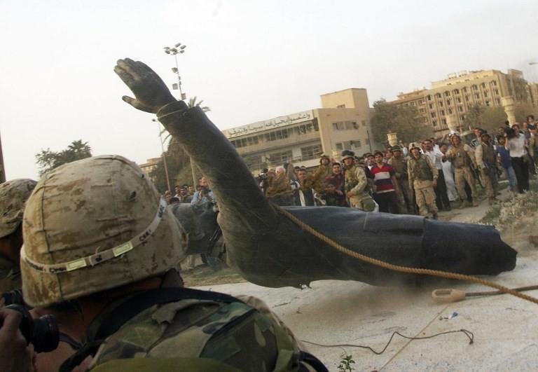 من بغداد في مثل هذا اليوم بدأ