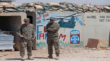 صورة ارشيفية للجيش الامريكي في العراق