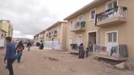 تواصل خروج المدنيين من الغوطة الشرقية
