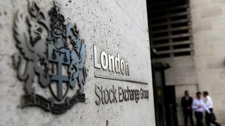 سوق الأوراق المالية في لندن