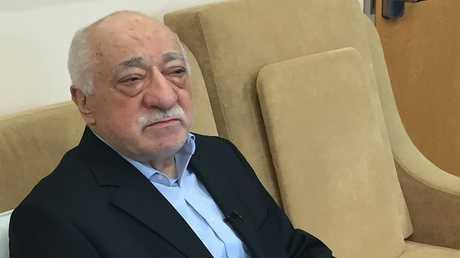 الداعية والسياسي المعارض التركي المقيم في الولايات المتحدة فتح الله غولن