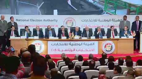 السيسي: سأعمل من أجل المصريين جميعا