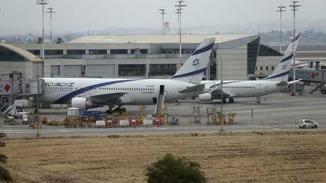 مطار بن غوريون الإسرائيلي
