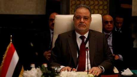 وزير الخارجية اليمني، عبدالملك المخلافي