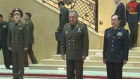 شويغو: علاقتنا بالصين ضمان للأمن الدولي