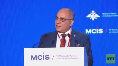 نائب وزير الدفاع السوري محمود الشوا