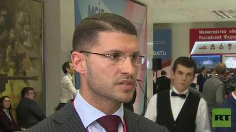 رئيس مجموعة الاتصال الروسية بشأن ليبيا ليف دينغوف