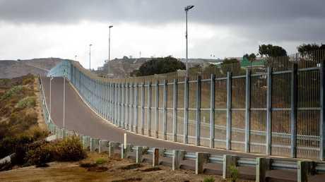 الحدود بين الولايات المتحدة والمكسيك