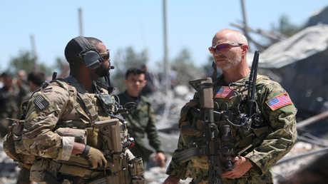 جنود أمريكيون في سوريا