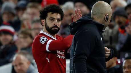 ليفربول يصدر بيانا بشأن إصابة المصري صلاح