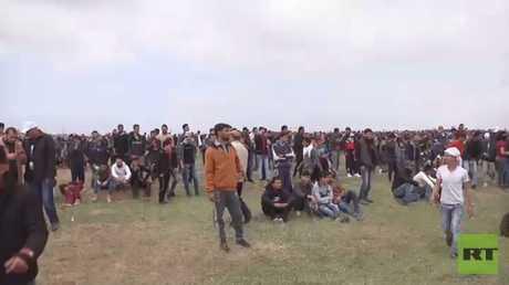 توتر على حدود غزة بعد أحداث يوم الأرض