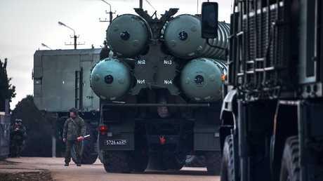 """أنظمة """"اس-400 تريومف""""، روسيا، أرشيف"""