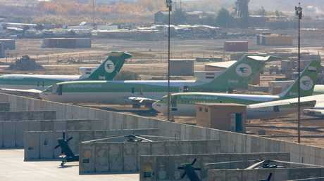 مطار بغداد، عام 2008