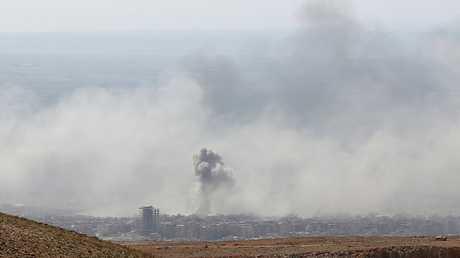 دوما، الغوطة الشرقية، سوريا