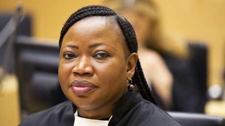 المدعية العامة بالمحكمة الجنائية فاتو بنسودا