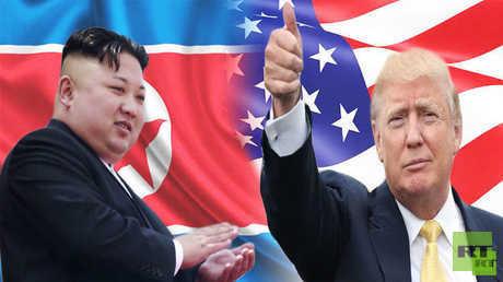 كوريا الشمالية تبدي استعدادها لمناقشة نزع السلاح النووي مع الولايات المتحدة
