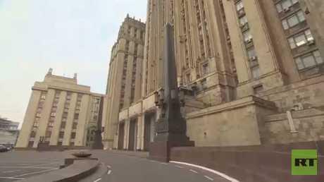موسكو: قصف تيفور تطور خطير للوضع بسوريا