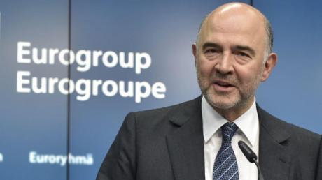 مفوض الشؤون المالية في الاتحاد الأوروبي، بيار موسكوفيسي