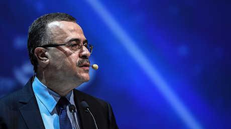 """رئيس شركة """"أرامكو"""" أمين بن حسن الناصر"""