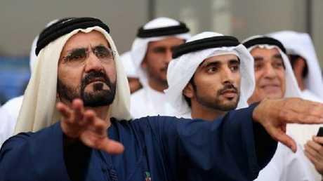 الشيخ محمد بن راشد آل مكتوم، نائب رئيس دولة الإمارات ورئيس مجلس الوزراء، حاكم دبي