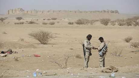 عناصر من القوات اليمنية - أرشيف -