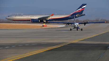 بعد انقطاع لأكثر من عامين.. استئناف رحلات الطيران بين موسكو والقاهرة