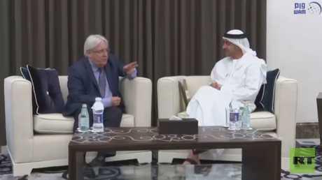 المبعوث الأممي لليمن ينهي جولته الخليجية