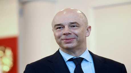وزير المالية الروسي أنطون سيلوانوف