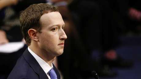 مارك زوكربيرغ، المؤسس والرئيس التنفيذي لفيسبوك