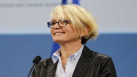 كلود شيراك أبنة الرئيس الفرنسي الاسبق جاك شيراك