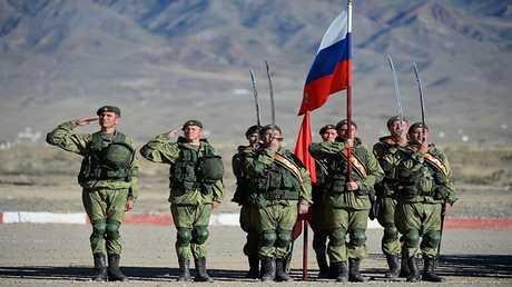 الجيش الروسي المحترف
