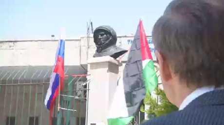 الفلسطينيون يحيون يوم الفضاء العالمي