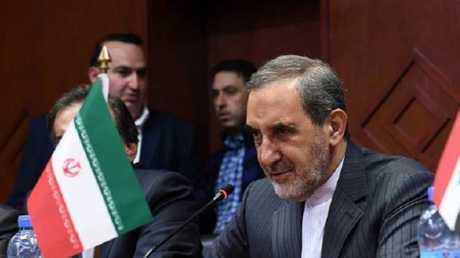 علي أكبر ولايتي مستشار المرشد الأعلى في إيران