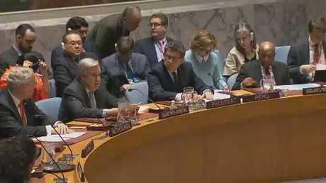 الأمم المتحدة تحذر من تصعيد عسكري شامل