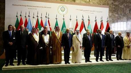رسميا.. الجامعة العربية تستثني أزمة قطر في جلستها