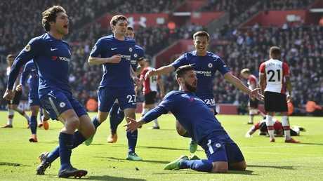 تشيلسي يحول تأخره إلى فوز ثمين على ساوثهامبتون في الدوري الإنجليزي