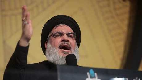 الأمين العام لحزب الله اللبناني، حسن نصر الله
