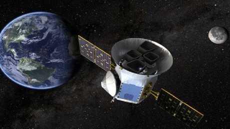 """""""ناسا"""" تطلق """"صياد"""" الكائنات الفضائية"""
