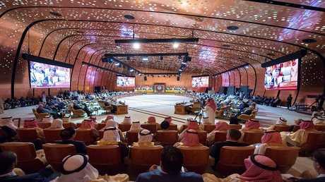 مركز الملك عبد العزيز الثقافي العالمي مكان انعقاد القمة العربية 29