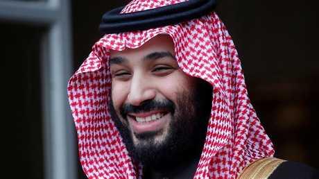 الأمير محمد بن سلمان بن عبد العزيز ولي العهد السعودي نائب رئيس مجلس الوزراء وزير الدفاع