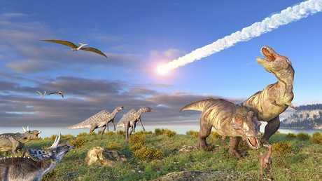 ما الذي أدى لازدهار عصر الديناصورات؟