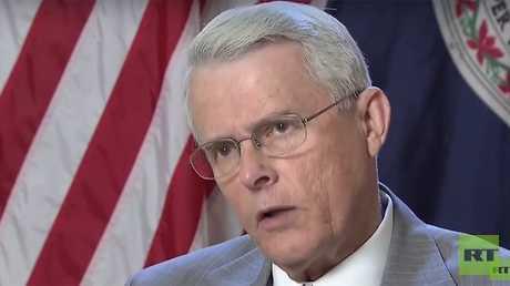 عضو مجلس الشيوخ الأمريكي ريتشارد بلاك
