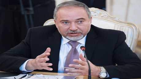 وزير الدفاع الإسرائيلي، افيغدور ليبرمان
