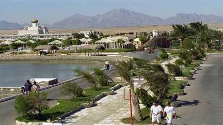 مدينة الغردقة المصرية