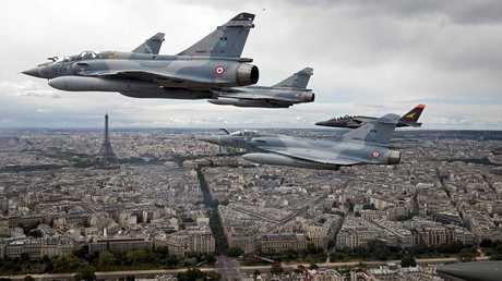 طائرات حربية فرنسية