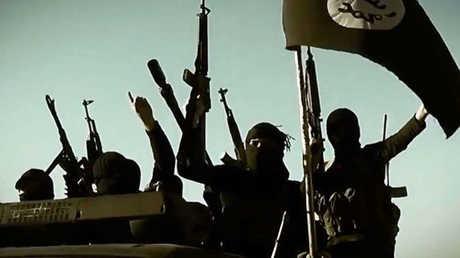 """عناصر من """"داعش""""- صورة أرشيفية"""
