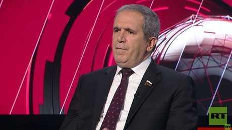 رئيس لجنة العلاقات الخارجية في مجلس الاتحاد الروسي زياد سبسبي